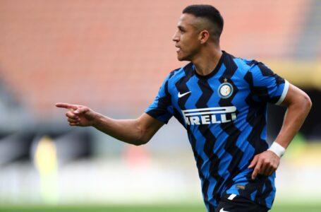 Verso Juventus-Inter: le condizioni di Alexis Sanchez