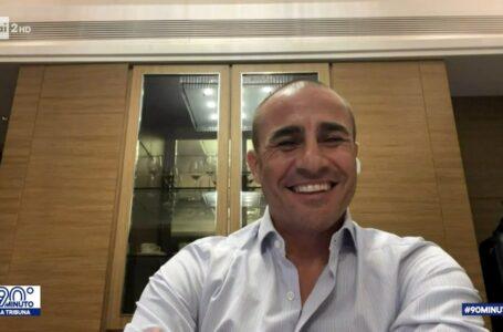 """Cannavaro: """"Il Var non sta aiutando gli arbitri"""""""