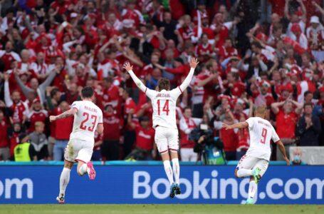 Danimarca e Austria volano agli ottavi di Euro2020