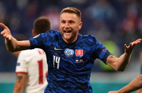 """Skriniar: """"Inzaghi mi ha già scritto, siamo in contatto. Per la Slovacchia ora è dura ma ci crediamo"""