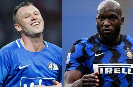 """Cassano: """"Lukaku non fa paura, Hazard e De Bruyne sì"""""""