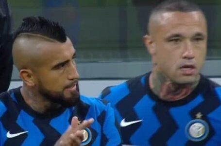 Inter, due uomini e una gamba: la squadra nerazzurra punta alla buonuscita, non c'è posto per entrambi!