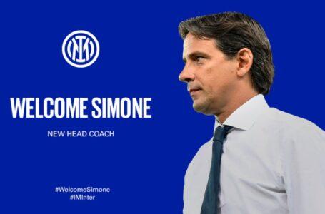 """Inter, presentazione Simone Inzaghi: """" Era il momento di cambiare. Ora per me una bellissima sfida, vogliamo dare continuità dopo lo Scudetto"""""""
