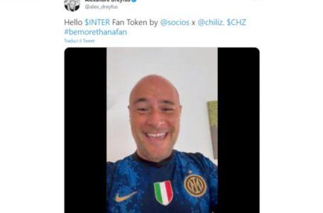 """Parla Dreyfus:""""L'Inter è stata una delle prime squadre a cui ci siamo avvicinati, non so se l'Inter vincerà nuovamente lo scudetto"""""""