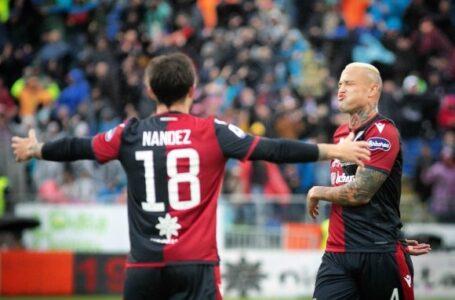 Sky- Oggi incontro Inter-Cagliari: sul tavolo Nandez e Nainggolan
