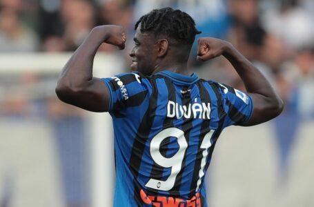 """Duvan Zapata parla l'agente:""""Non ho avuto nessuna discussione con l'Atalanta, sarebbe un onore essere il successore di Romelu Lukaku all'Inter"""""""