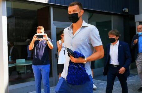 GdS: tensione Dzeko-Roma, l'Inter attende