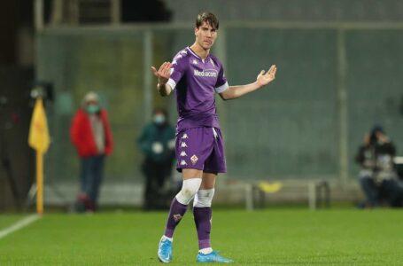 Calciomercato Inter, attacco: Vlahovic o Lucca per il futuro dei nerazzurri