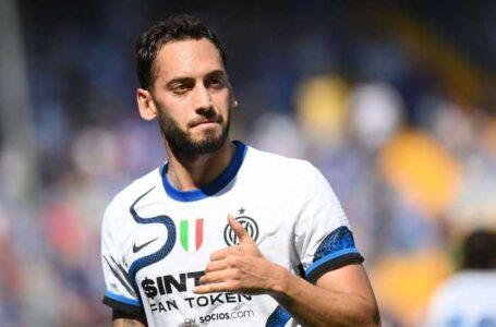"""Calhanoglu scuote l'Inter """"Champions, 5 partite per dimostrare chi siamo"""""""