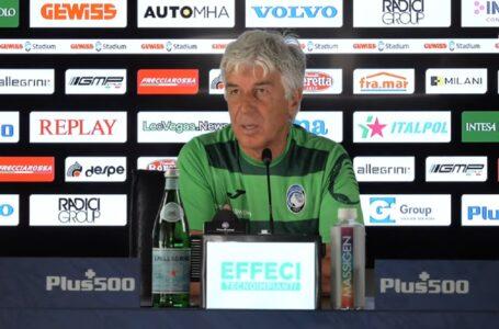 """Gasperini: """"Non possiamo togliere le qualità all'Inter, ma dobbiamo limitarli"""""""