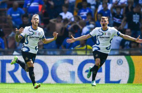 Inter-Atalanta, ultime di formazione: Darmian e Dimarco favoriti su Dumfries e Perisic