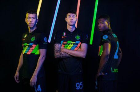 [FOTO]- Inter, presentata la terza maglia ufficiale