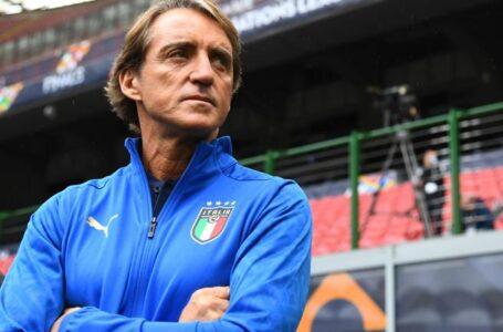 "Italia-Spagna 1-2, Mancini: ""C'è dispiacere. Bonucci? Una leggerezza"""