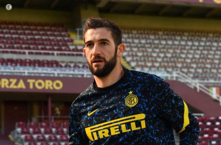 Verso Lazio-Inter: chance per Gagliardini?