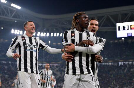 Serie A: la Juventus batte la Roma e si avvicina all'Inter